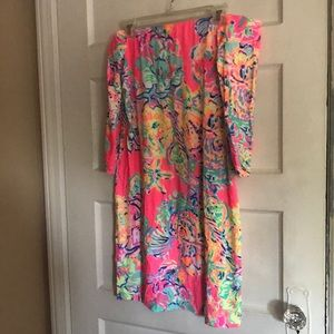 Lilly Pulitzer Lauranna strapless dress